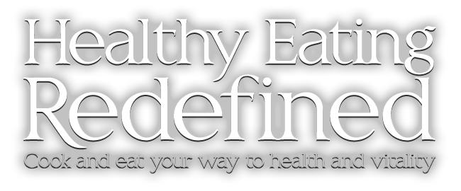 Healthy Eating Redefined Logo